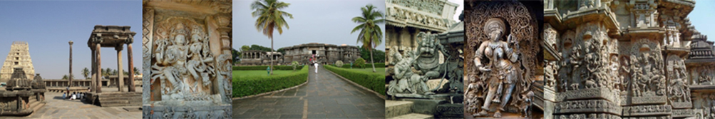 Day trip to Belur and Halebid